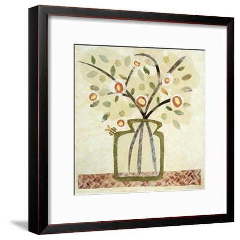 A Jar of Flowers I-Kate Endle-Framed Art Print