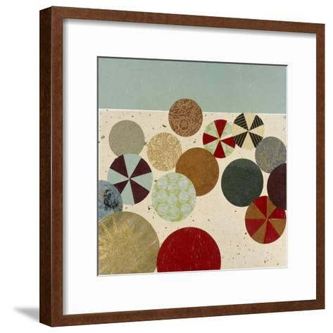 Day at the Beach I-Susan Gillette-Framed Art Print