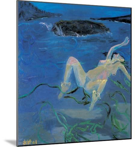 Sea of Lust-Zhang Yong Xu-Mounted Giclee Print