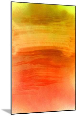 NIRVANA?The Eastern Sky Burns-Masaho Miyashima-Mounted Giclee Print