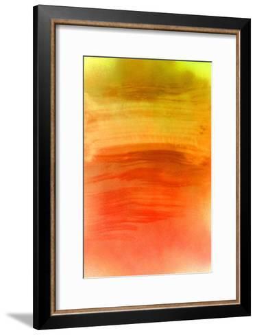 NIRVANA?The Eastern Sky Burns-Masaho Miyashima-Framed Art Print