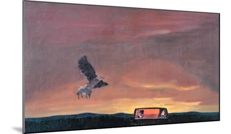 Road to Home-Zhang Yong Xu-Mounted Giclee Print