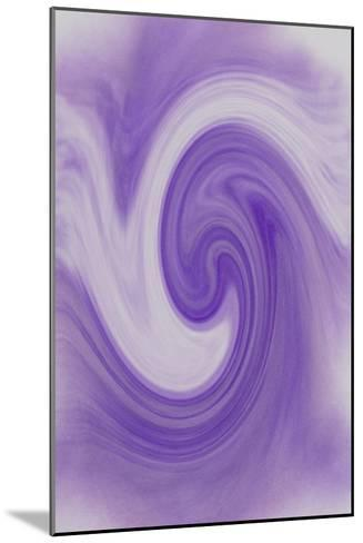 NIRVANA?The Purple Scenery is Wrapped in the Smell of the Column-Masaho Miyashima-Mounted Giclee Print
