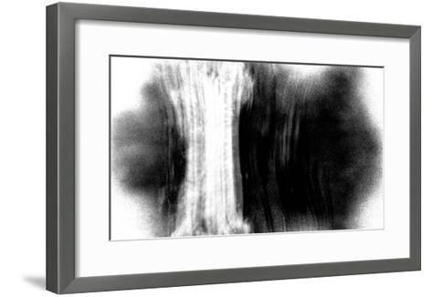 NIRVANA?The Tree under Which Buddha Meditated-Masaho Miyashima-Framed Art Print