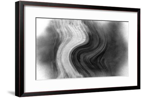 NIRVANA?The Flow of Water Makes Something-Masaho Miyashima-Framed Art Print