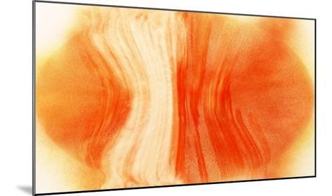 NIRVANA?Exploding Mandarin Orange-Masaho Miyashima-Mounted Giclee Print