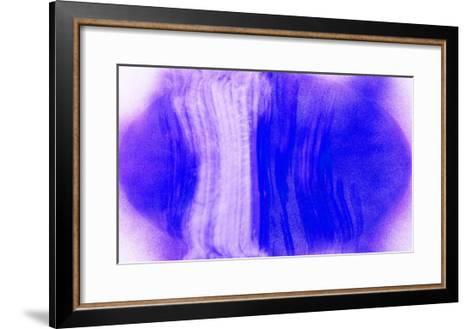 NIRVANA?The Blue Sun Erased with Eraser-Masaho Miyashima-Framed Art Print