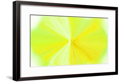 NIRVANA?Yellow Violet-Masaho Miyashima-Framed Art Print