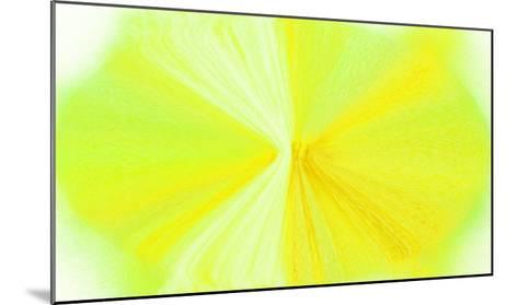 NIRVANA?Yellow Violet-Masaho Miyashima-Mounted Giclee Print