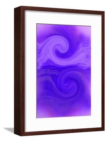 NIRVANA?Wave that Michael Gripped-Masaho Miyashima-Framed Art Print