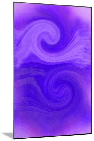 NIRVANA?Wave that Michael Gripped-Masaho Miyashima-Mounted Giclee Print