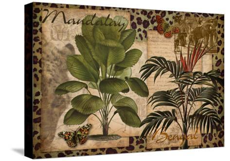 Exotic Safari-Kate Ward Thacker-Stretched Canvas Print