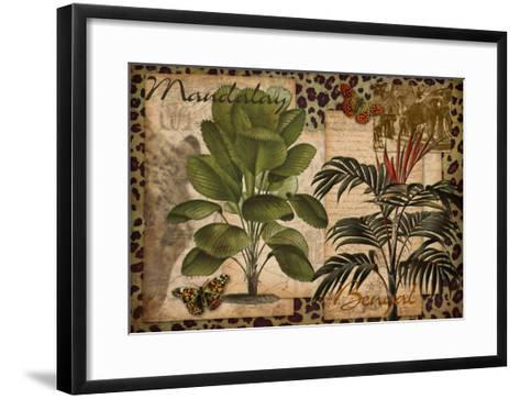 Exotic Safari-Kate Ward Thacker-Framed Art Print
