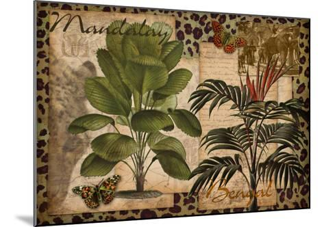 Exotic Safari-Kate Ward Thacker-Mounted Giclee Print