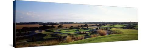 Golf Course, Cassique Golf Course, Johns Island, South Carolina, USA--Stretched Canvas Print