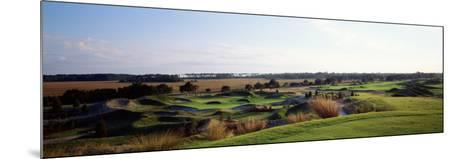 Golf Course, Cassique Golf Course, Johns Island, South Carolina, USA--Mounted Photographic Print