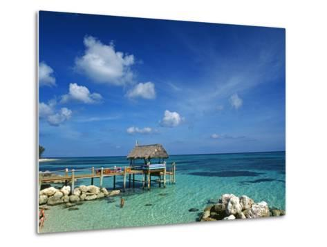 Compass Point, Nassau, Bahamas-William Gray-Metal Print
