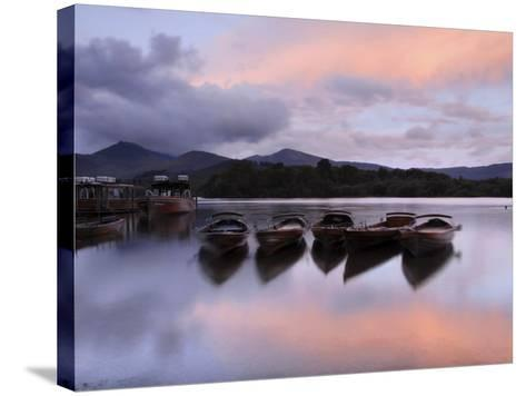 Derwentwater, Lake District, England, UK-Nadia Isakova-Stretched Canvas Print