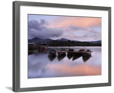 Derwentwater, Lake District, England, UK-Nadia Isakova-Framed Art Print