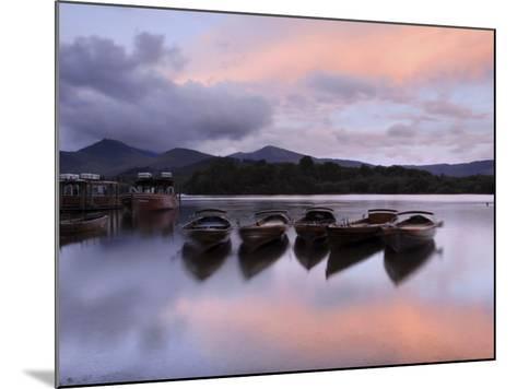 Derwentwater, Lake District, England, UK-Nadia Isakova-Mounted Photographic Print