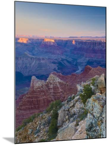 Arizona, Grand Canyon, from Lipan Point, USA-Alan Copson-Mounted Photographic Print