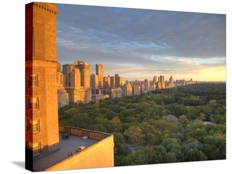 Central Park, Manhattan, New York City, USA-Jon Arnold-Stretched Canvas Print