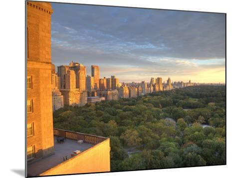 Central Park, Manhattan, New York City, USA-Jon Arnold-Mounted Photographic Print