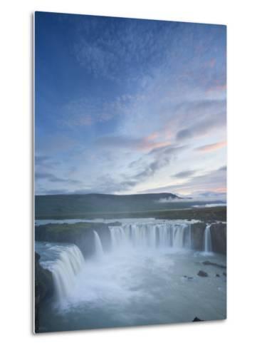 Godafoss Waterfall, Iceland-Michele Falzone-Metal Print