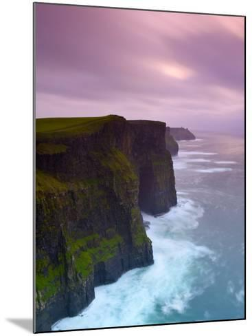 Cliffs of Moher, County Clare, Ireland-Doug Pearson-Mounted Photographic Print