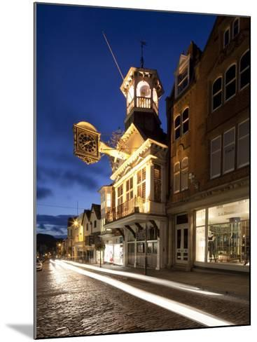 Guildhall, High Street, Guildford, Surrey, England-Jon Arnold-Mounted Photographic Print