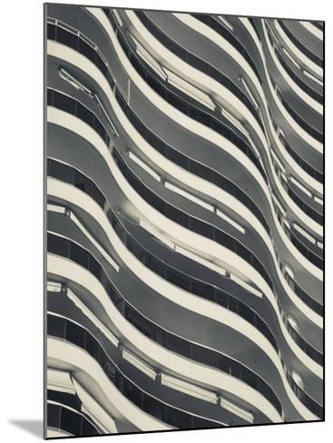 Punta Del Este, Millenium Tower, Condo Tower, Uruguay-Walter Bibikow-Mounted Photographic Print