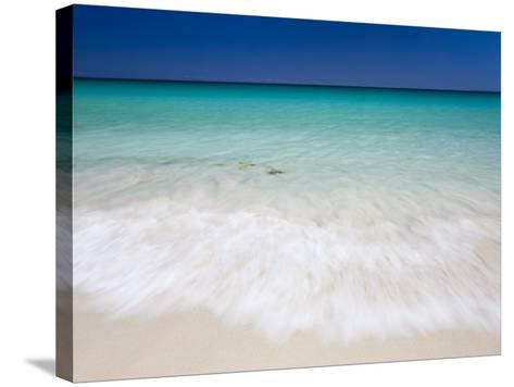 Indian Ocean Nr Margaret River, Western Australia, Australia-Peter Adams-Stretched Canvas Print