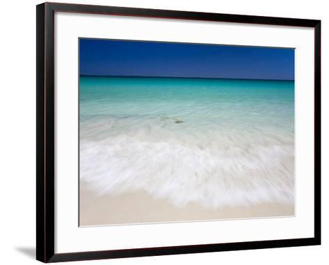 Indian Ocean Nr Margaret River, Western Australia, Australia-Peter Adams-Framed Art Print