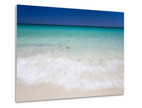 Indian Ocean Nr Margaret River, Western Australia, Australia-Peter Adams-Metal Print