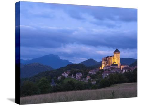 St Bertrand De Comminges, Haute-Garonne, Midi-Pyrenees, France-Doug Pearson-Stretched Canvas Print
