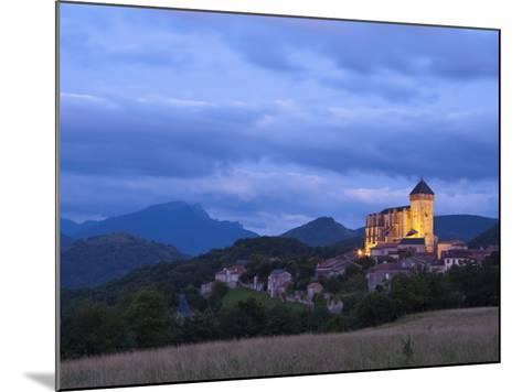 St Bertrand De Comminges, Haute-Garonne, Midi-Pyrenees, France-Doug Pearson-Mounted Photographic Print