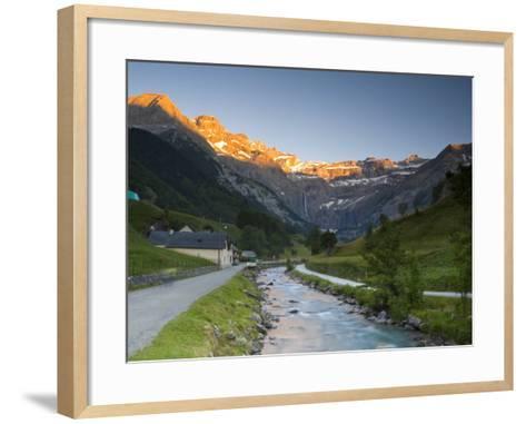 Cirque De Gavarnie, Midi-Pyrenees, France-Doug Pearson-Framed Art Print