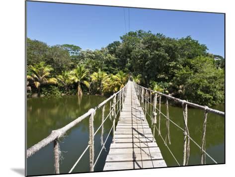 Bay Islands, Roatan, Gumba Limba Park, Honduras-Jane Sweeney-Mounted Photographic Print