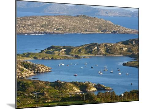 Derrynane Bay, Iveragh Peninsula, Ring of Kerry, Co, Kerry, Ireland-Doug Pearson-Mounted Photographic Print