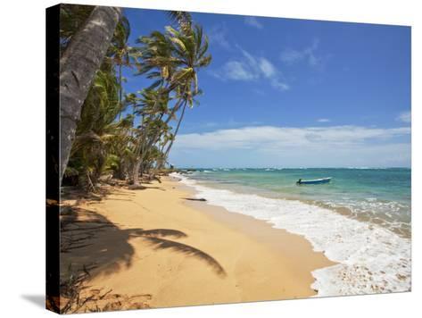 Corn Islands, Little Corn Island, Garret Point, Nicaragua-Jane Sweeney-Stretched Canvas Print