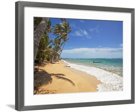 Corn Islands, Little Corn Island, Garret Point, Nicaragua-Jane Sweeney-Framed Art Print
