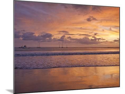 San Juan Del Sur, Sunset, Nicaragua-Jane Sweeney-Mounted Photographic Print