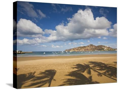 San Juan Del Sur, Beach, Nicaragua-Jane Sweeney-Stretched Canvas Print