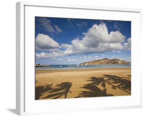 San Juan Del Sur, Beach, Nicaragua-Jane Sweeney-Framed Art Print