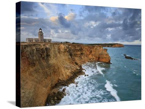 West Coast, Punta Jaguey, Faro De Cabo Rojo, Puerto Rico-Michele Falzone-Stretched Canvas Print