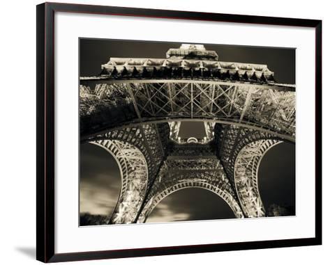 Eiffel Tower, Paris, France-Jon Arnold-Framed Art Print