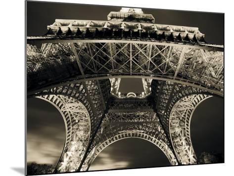 Eiffel Tower, Paris, France-Jon Arnold-Mounted Photographic Print