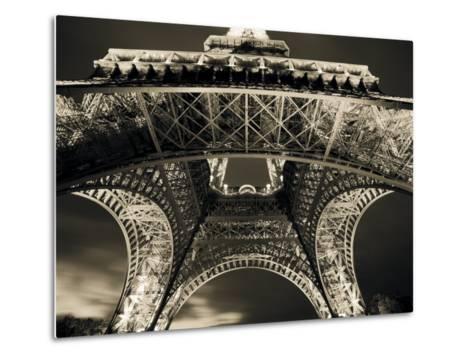 Eiffel Tower, Paris, France-Jon Arnold-Metal Print