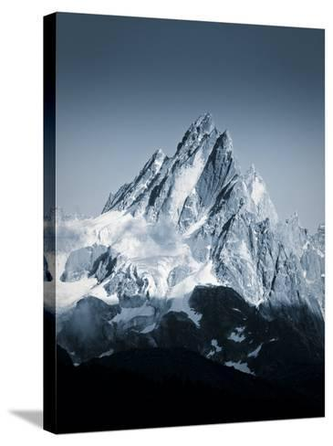 Chamonix, Haute Savoie, Alps, France-Jon Arnold-Stretched Canvas Print