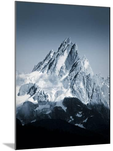 Chamonix, Haute Savoie, Alps, France-Jon Arnold-Mounted Photographic Print